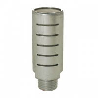 HFMA - High Flow Aluminium Muffler