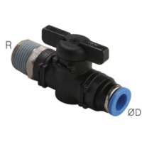 BC - Ball Valve Straight