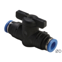 BUC - Ball Valve Union