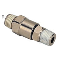 NHRS - Rotary Joint High Speed Nipple